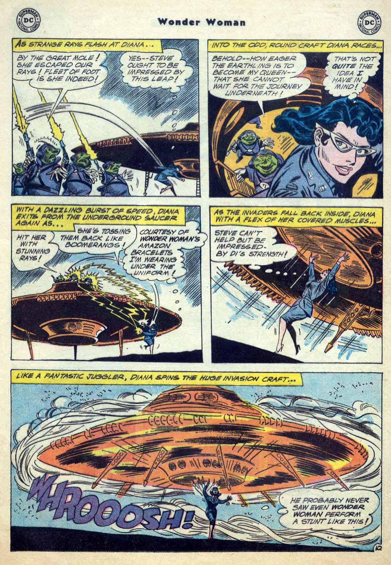 Read online Wonder Woman (1942) comic -  Issue #126 - 32