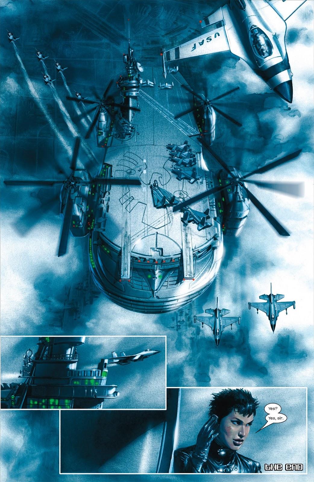 Read online Secret War comic -  Issue #5 - 29
