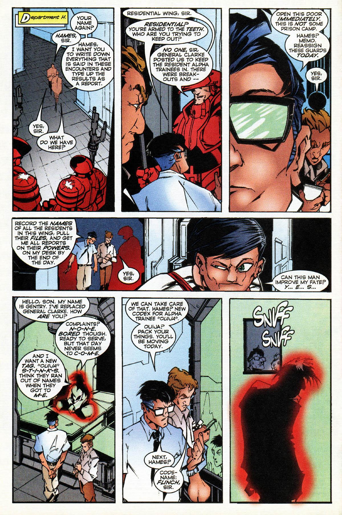 Read online Alpha Flight (1997) comic -  Issue #14 - 14