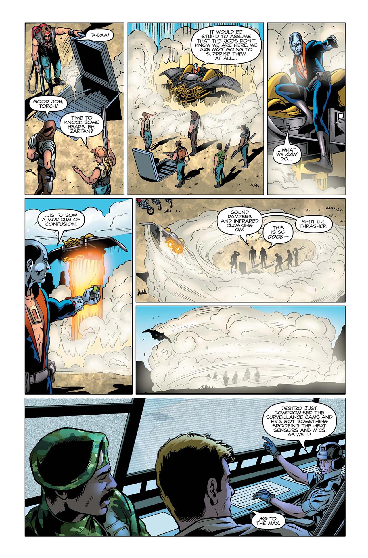 G.I. Joe: A Real American Hero 164 Page 12