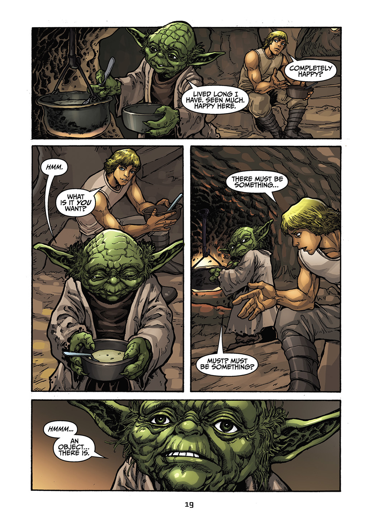 Read online Star Wars Omnibus comic -  Issue # Vol. 33 - 181
