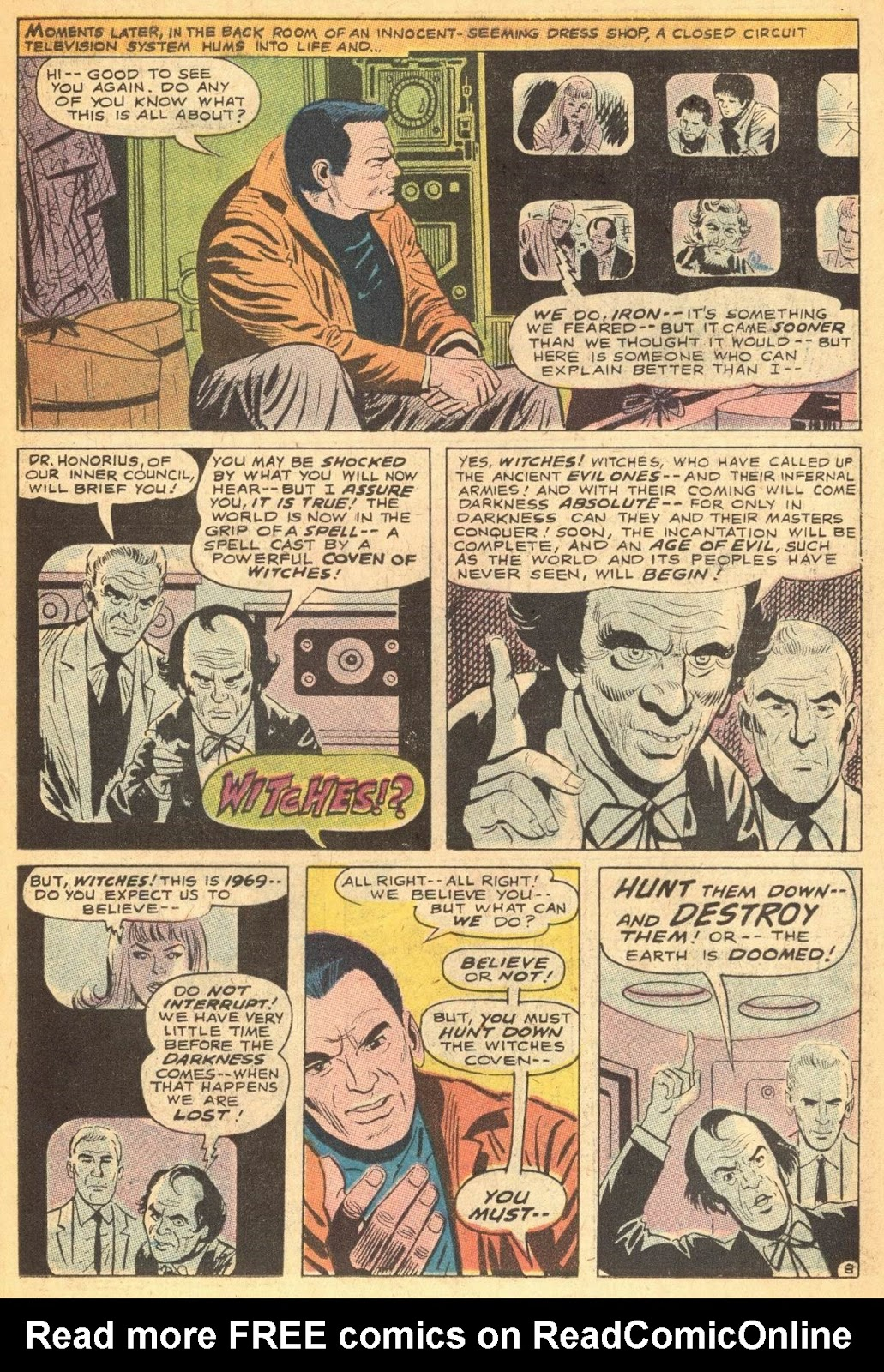 Metal Men (1963) issue 38 - Page 11