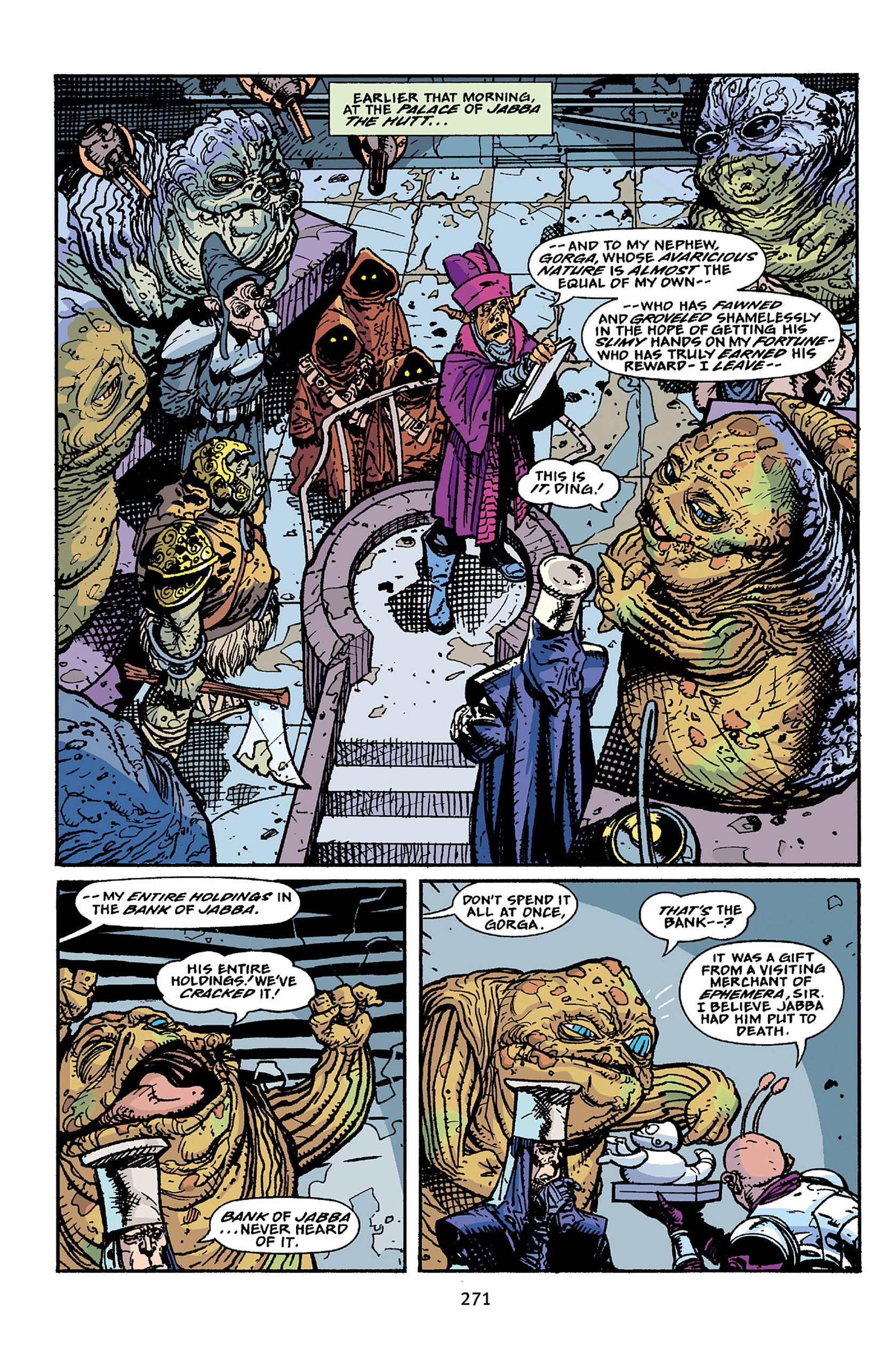 Read online Star Wars Omnibus comic -  Issue # Vol. 30 - 268