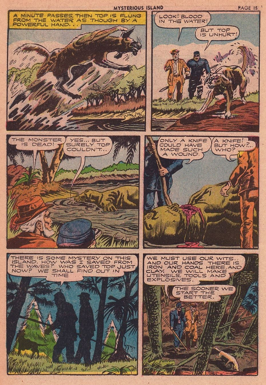 Classics Illustrated issue 34 - Page 14