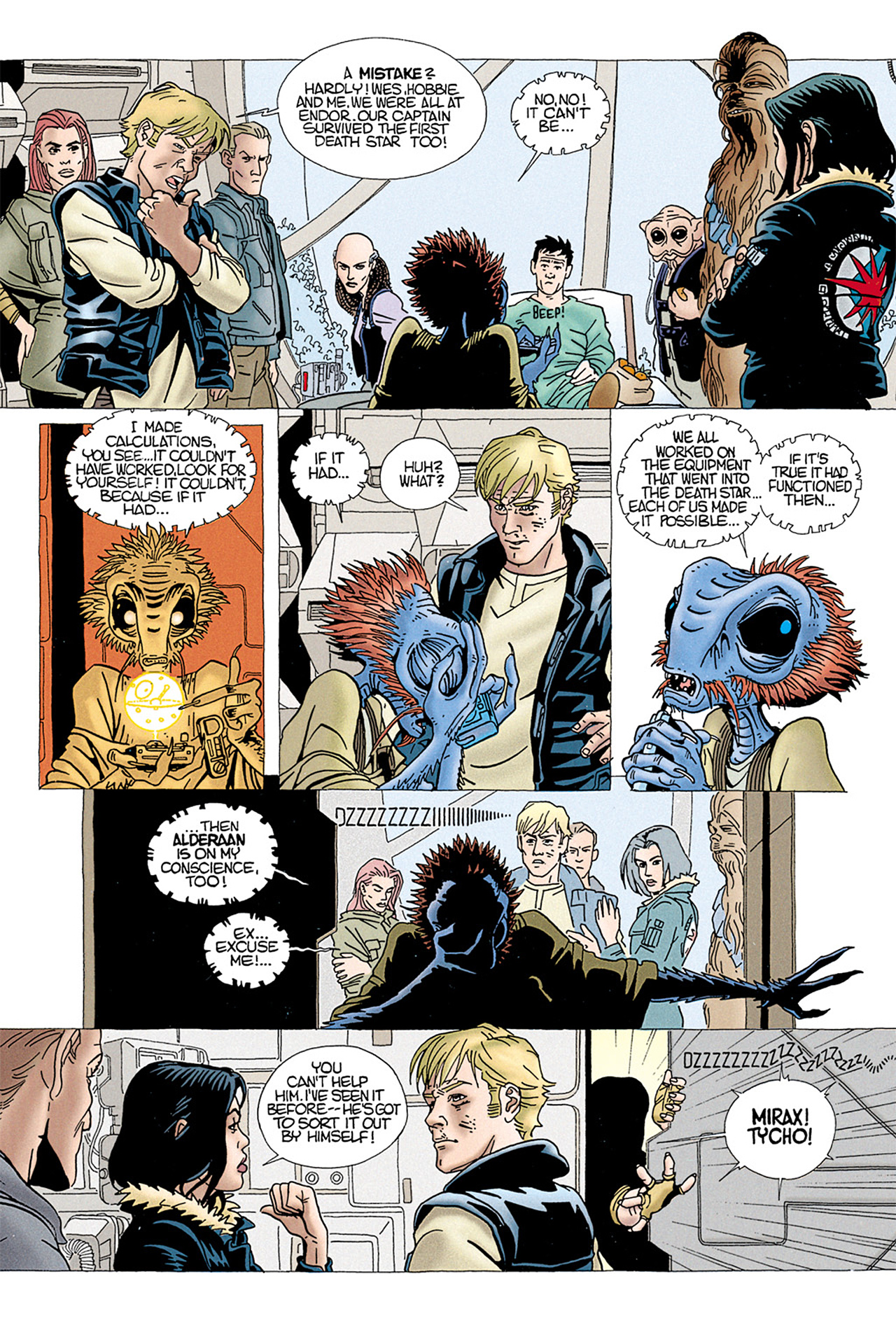 Read online Star Wars Omnibus comic -  Issue # Vol. 1 - 222