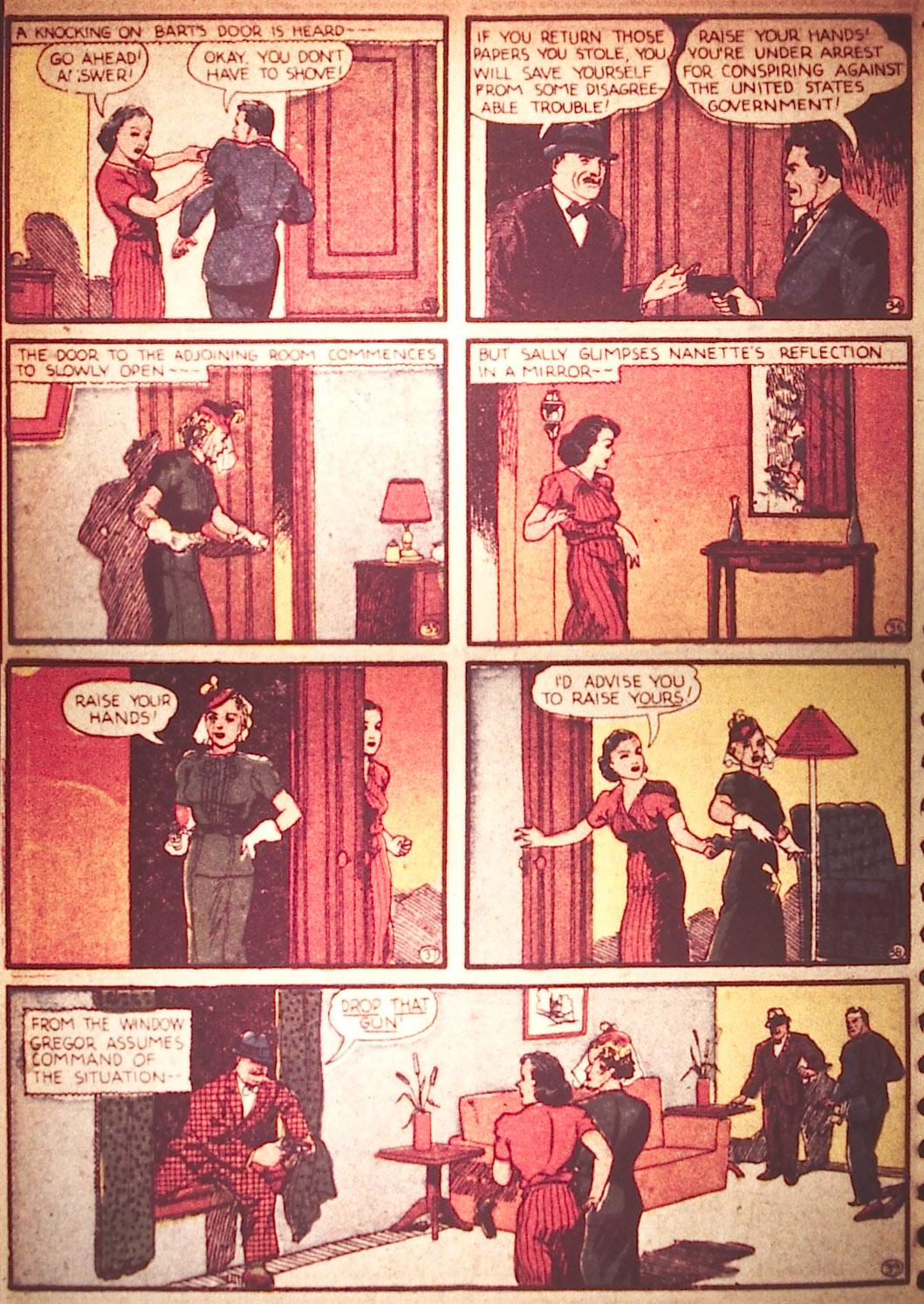 Read online Detective Comics (1937) comic -  Issue #25 - 26