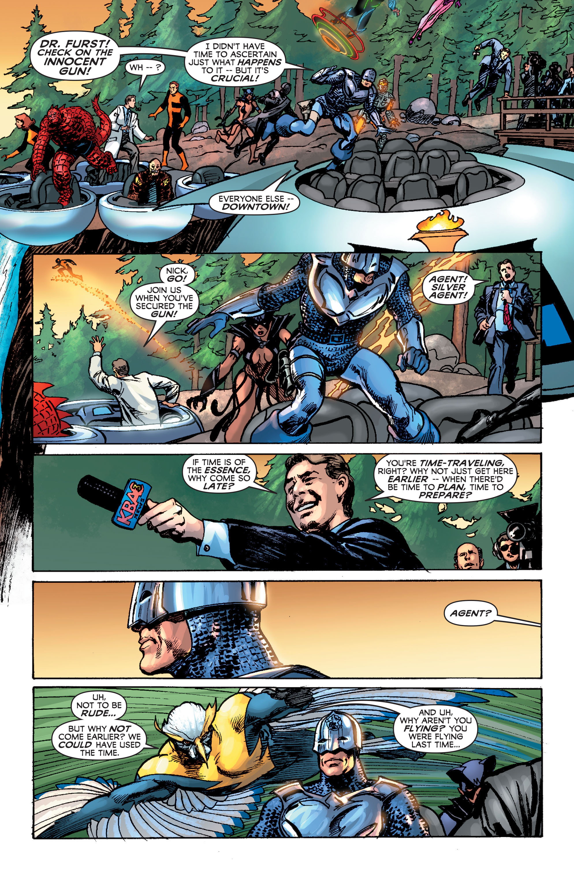 Read online Astro City: Dark Age/Book Three comic -  Issue #3 - 22