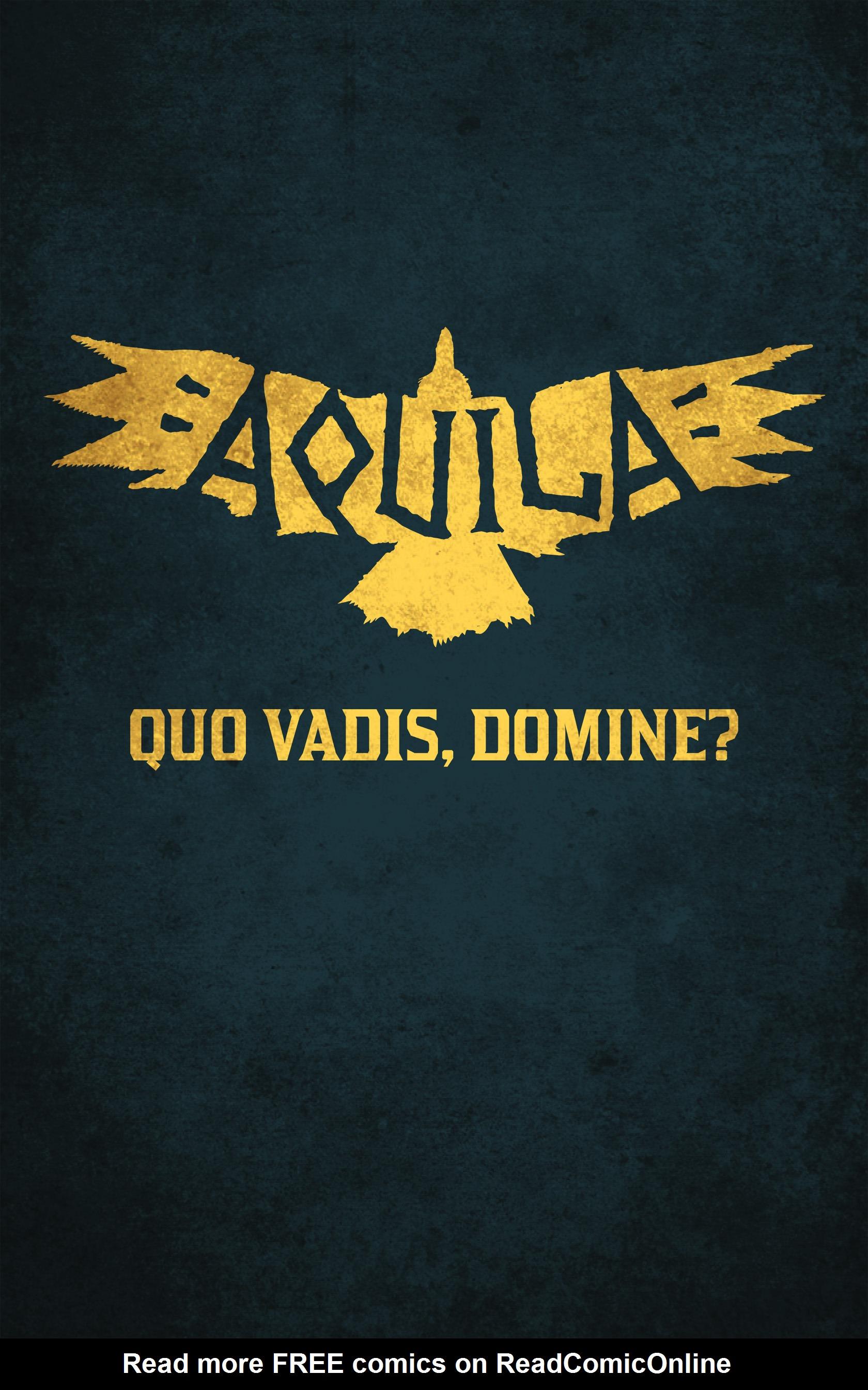 Read online Aquila comic -  Issue #2 - 24