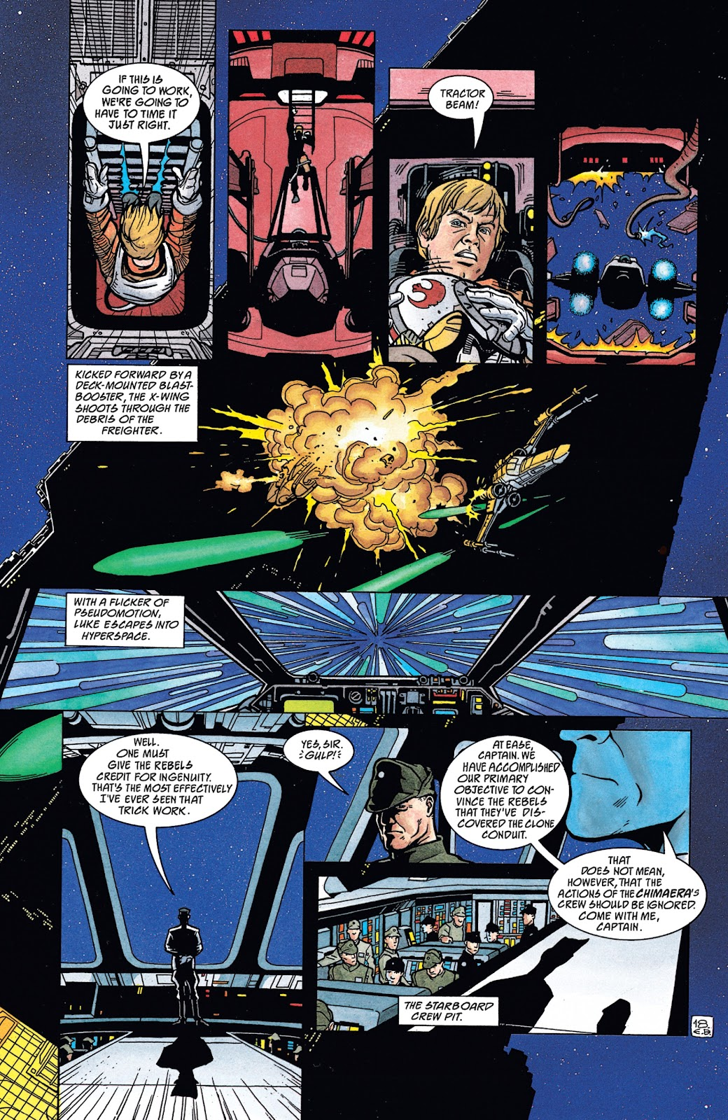 Read online Star Wars Legends: The New Republic - Epic Collection comic -  Issue # TPB 4 (Part 4) - 16