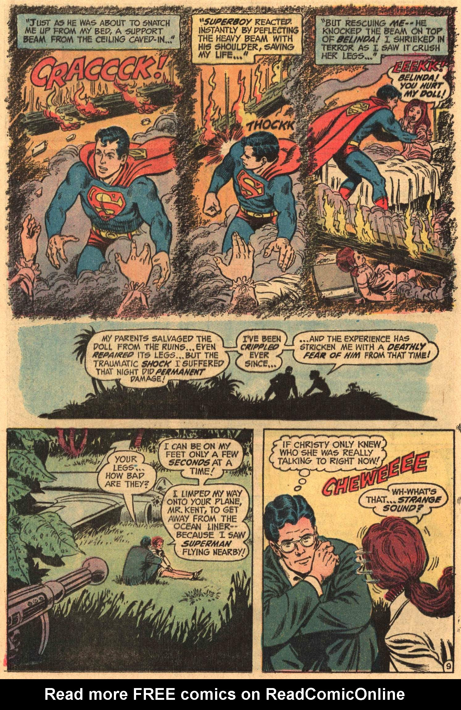Read online Action Comics (1938) comic -  Issue #416 - 13