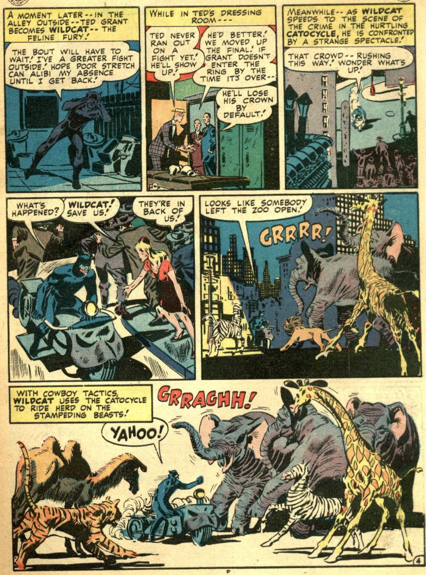 Read online Sensation (Mystery) Comics comic -  Issue #69 - 47