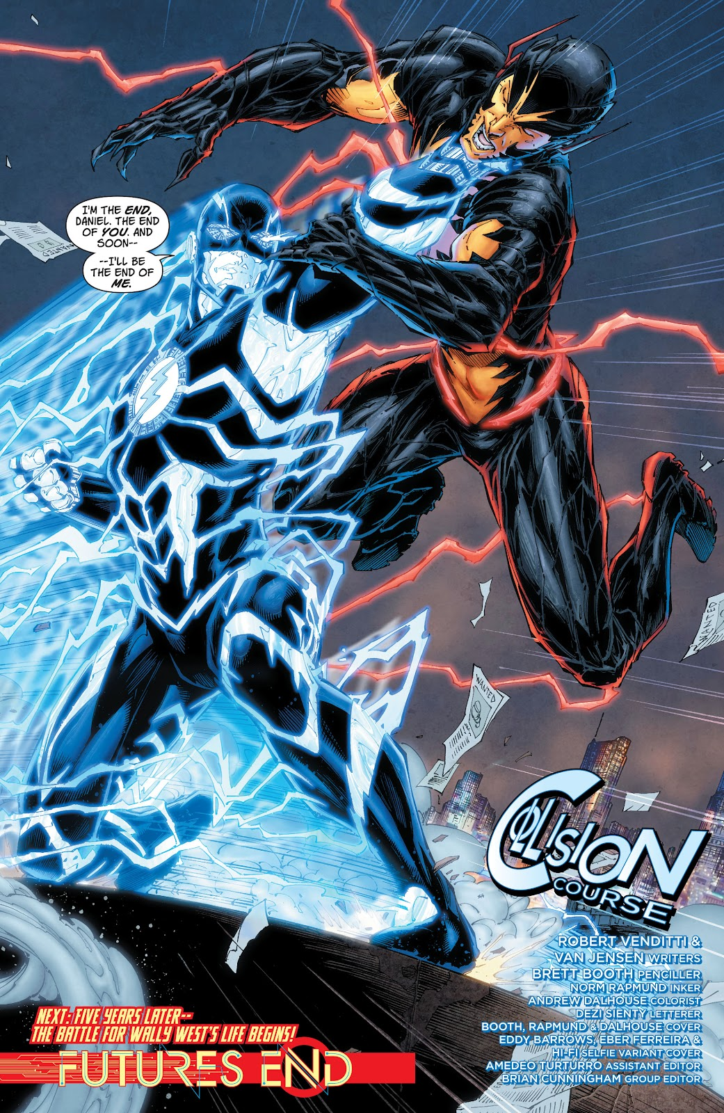 Read online The Flash (2011) comic -  Issue # _TPB 6 (Part 2) - 39
