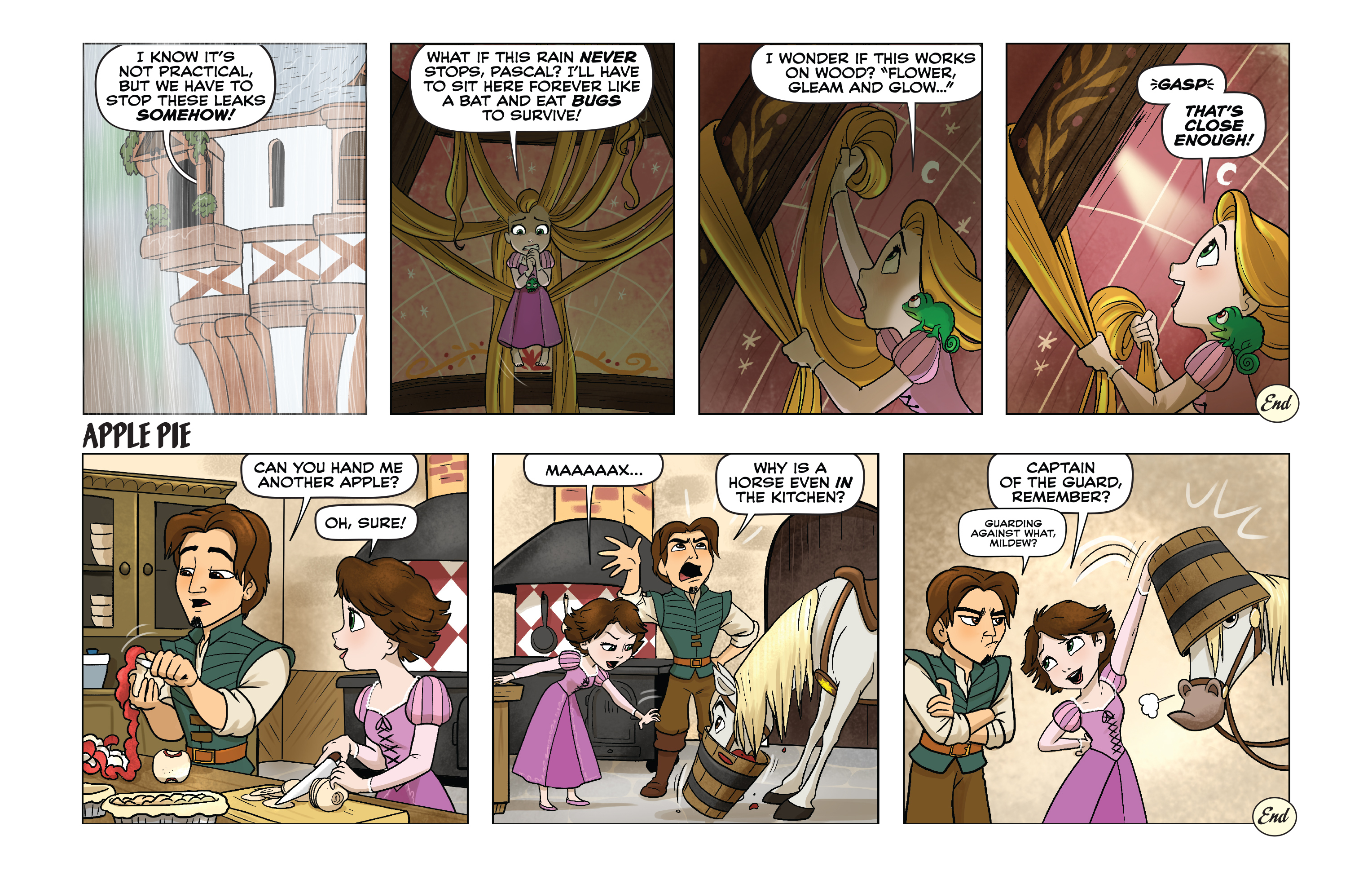 Read online Disney Princess comic -  Issue #9 - 11