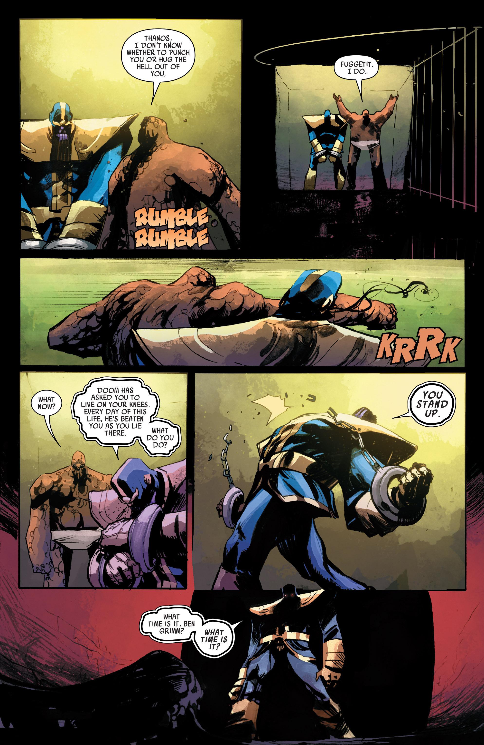 Read online Siege (2015) comic -  Issue #4 - 14