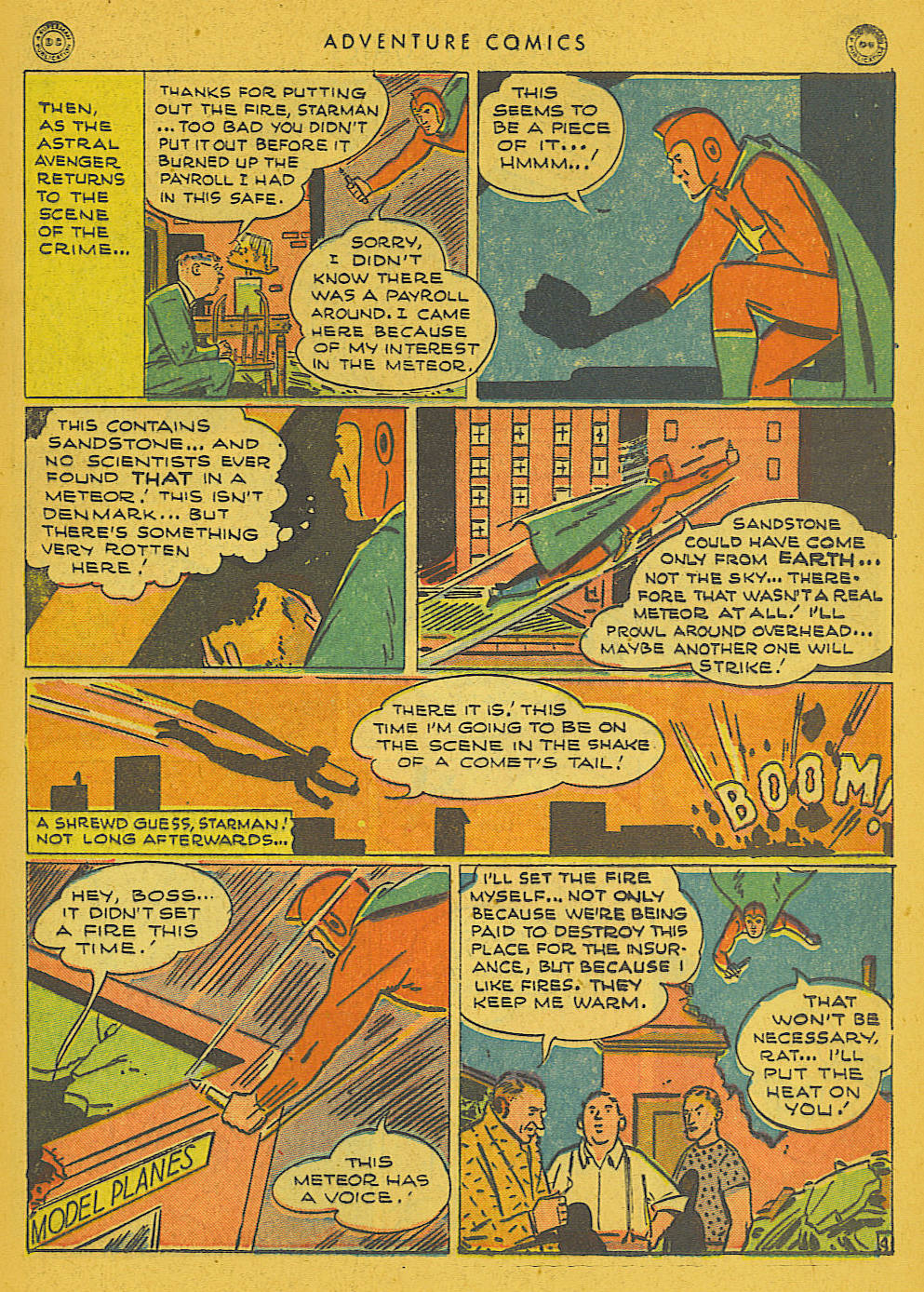 Read online Adventure Comics (1938) comic -  Issue #102 - 15