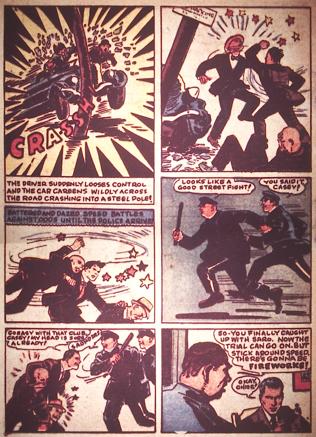 Detective Comics (1937) 13 Page 3