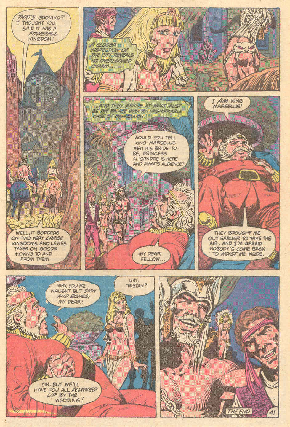 Warlord (1976) issue Annual 1 - Page 41