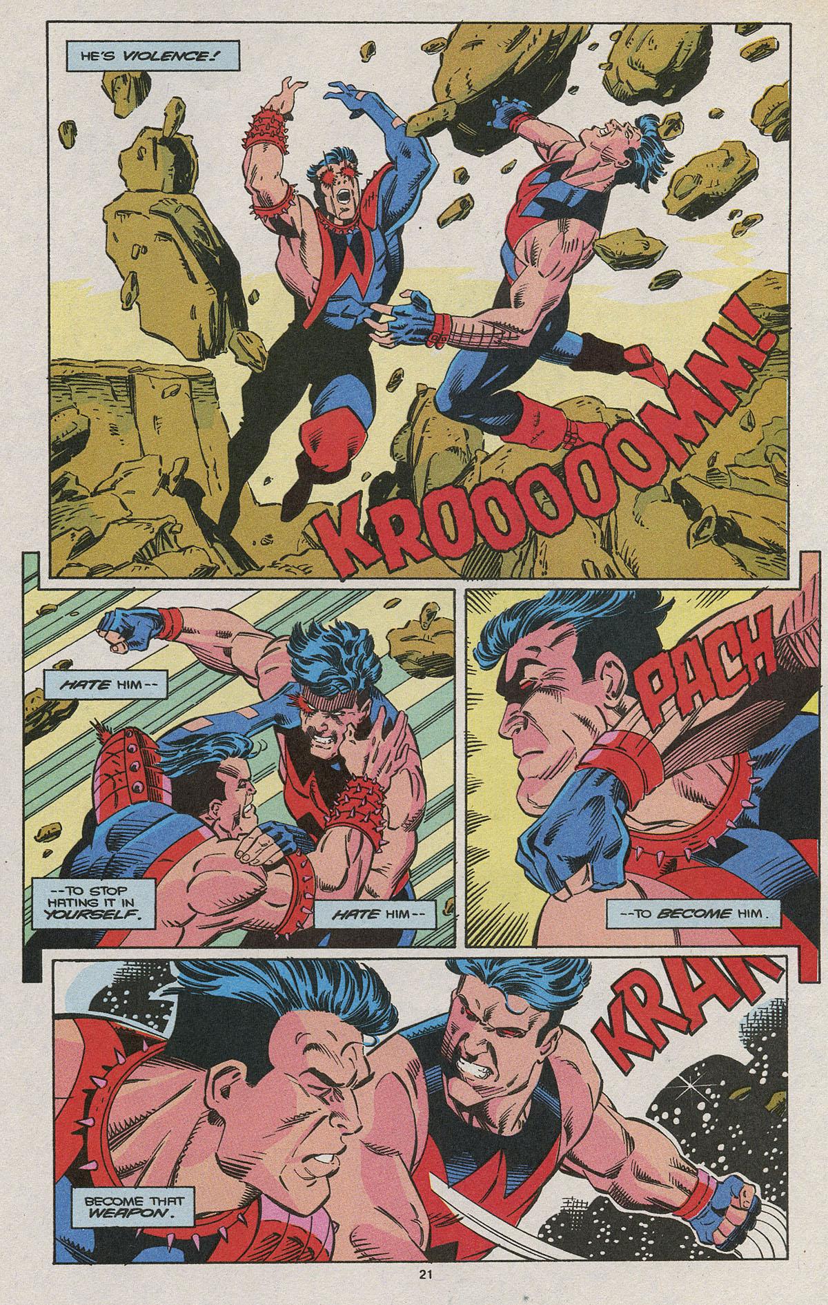 Read online Wonder Man (1991) comic -  Issue #15 - 15