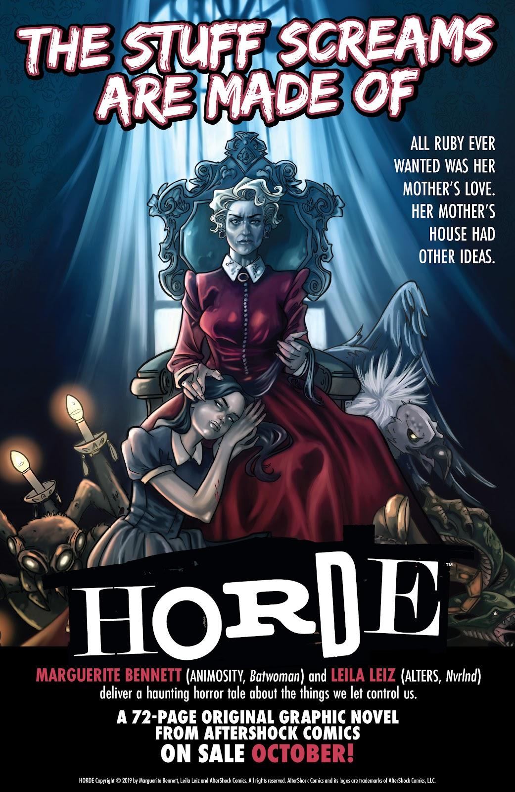 Read online Dark Red comic -  Issue #7 - 25