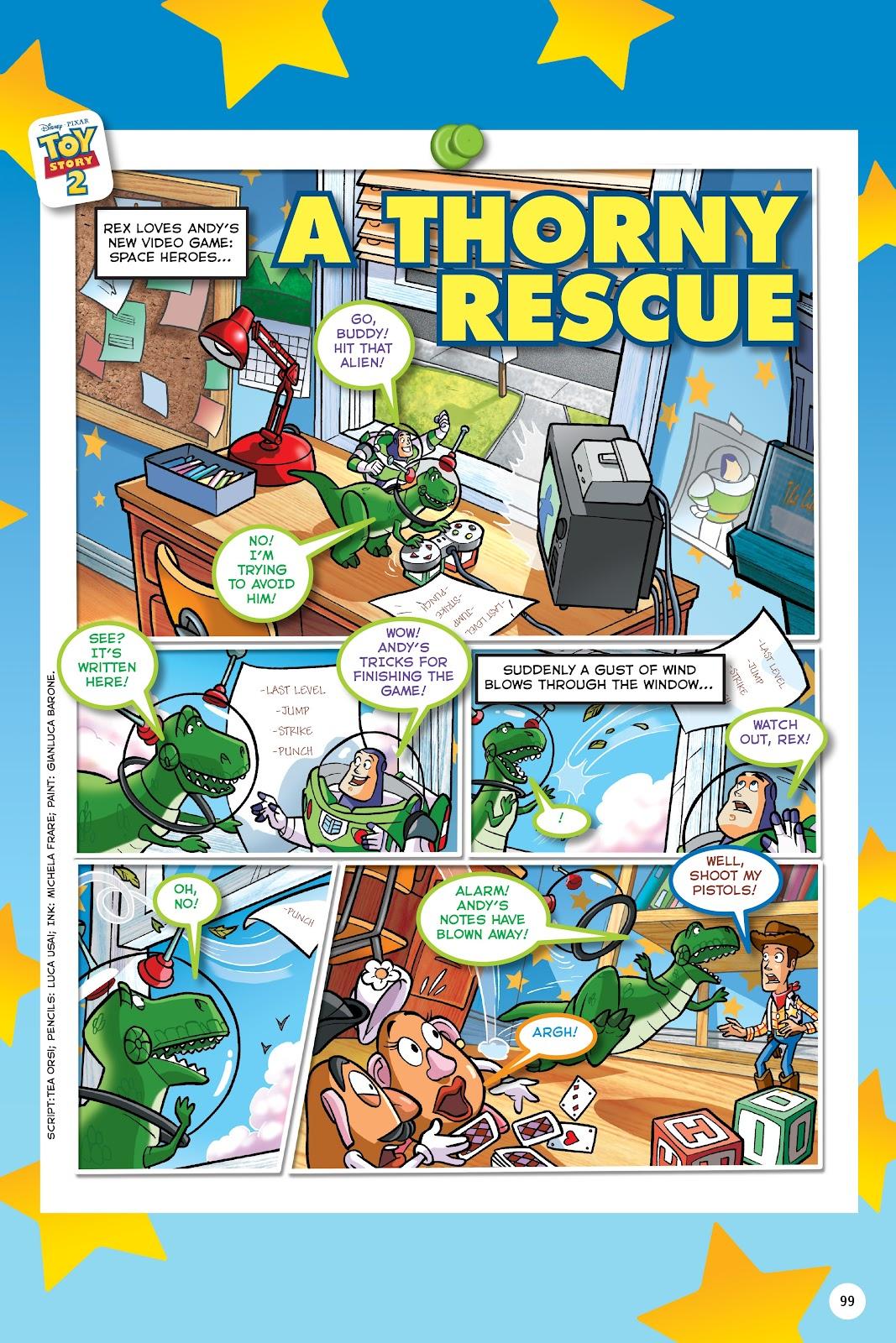 Read online DISNEY·PIXAR Toy Story Adventures comic -  Issue # TPB 1 (Part 1) - 99