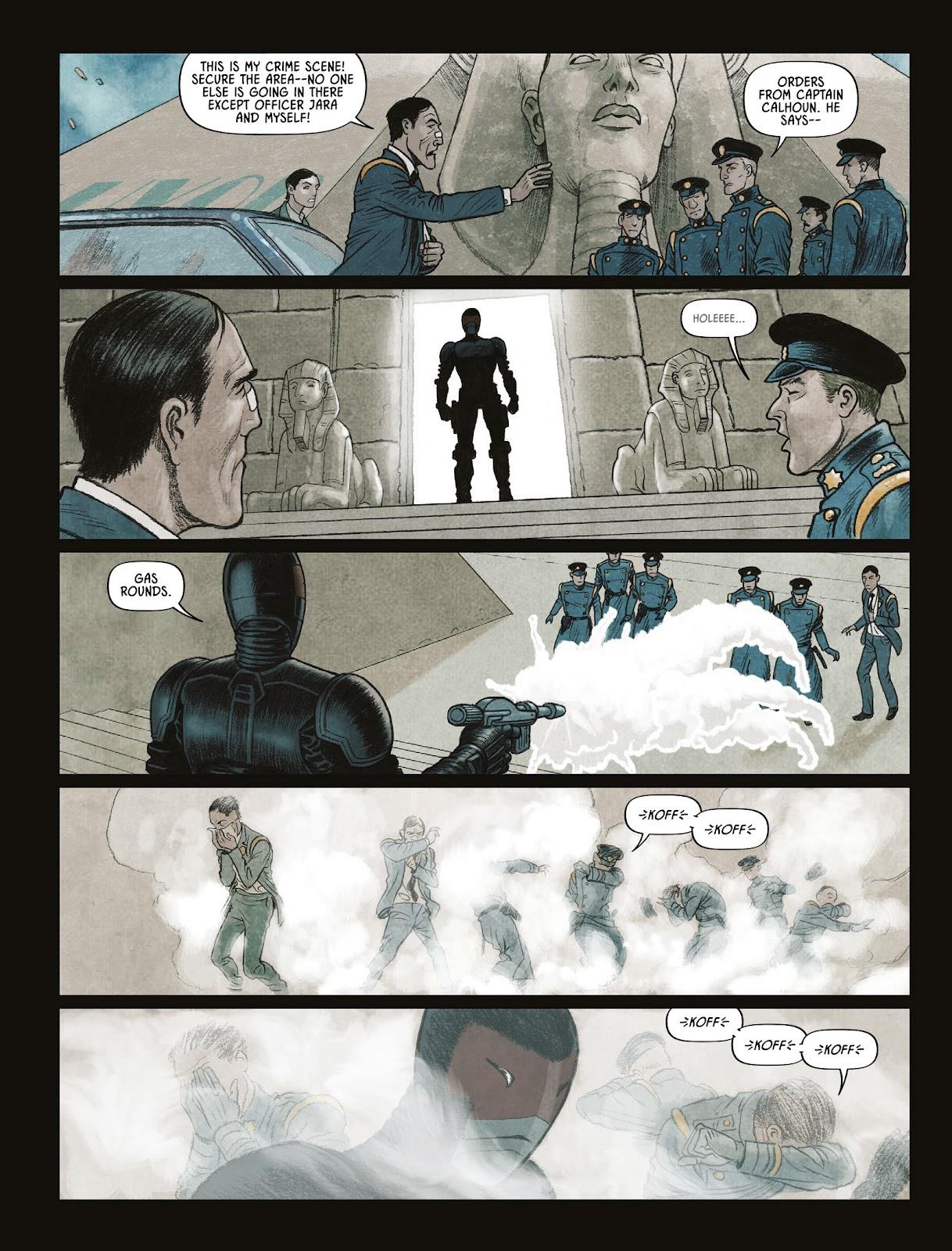 Judge Dredd Megazine (Vol. 5) issue 427 - Page 23