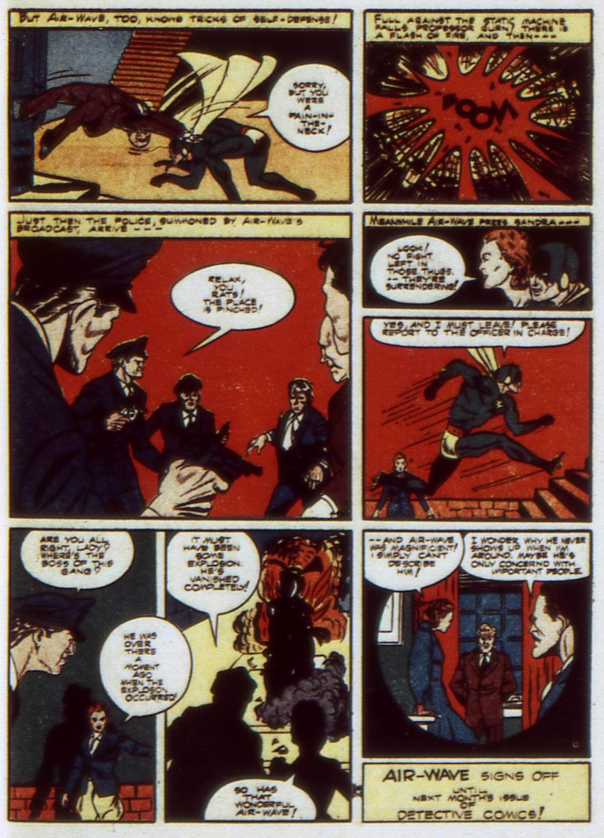 Detective Comics (1937) 61 Page 56