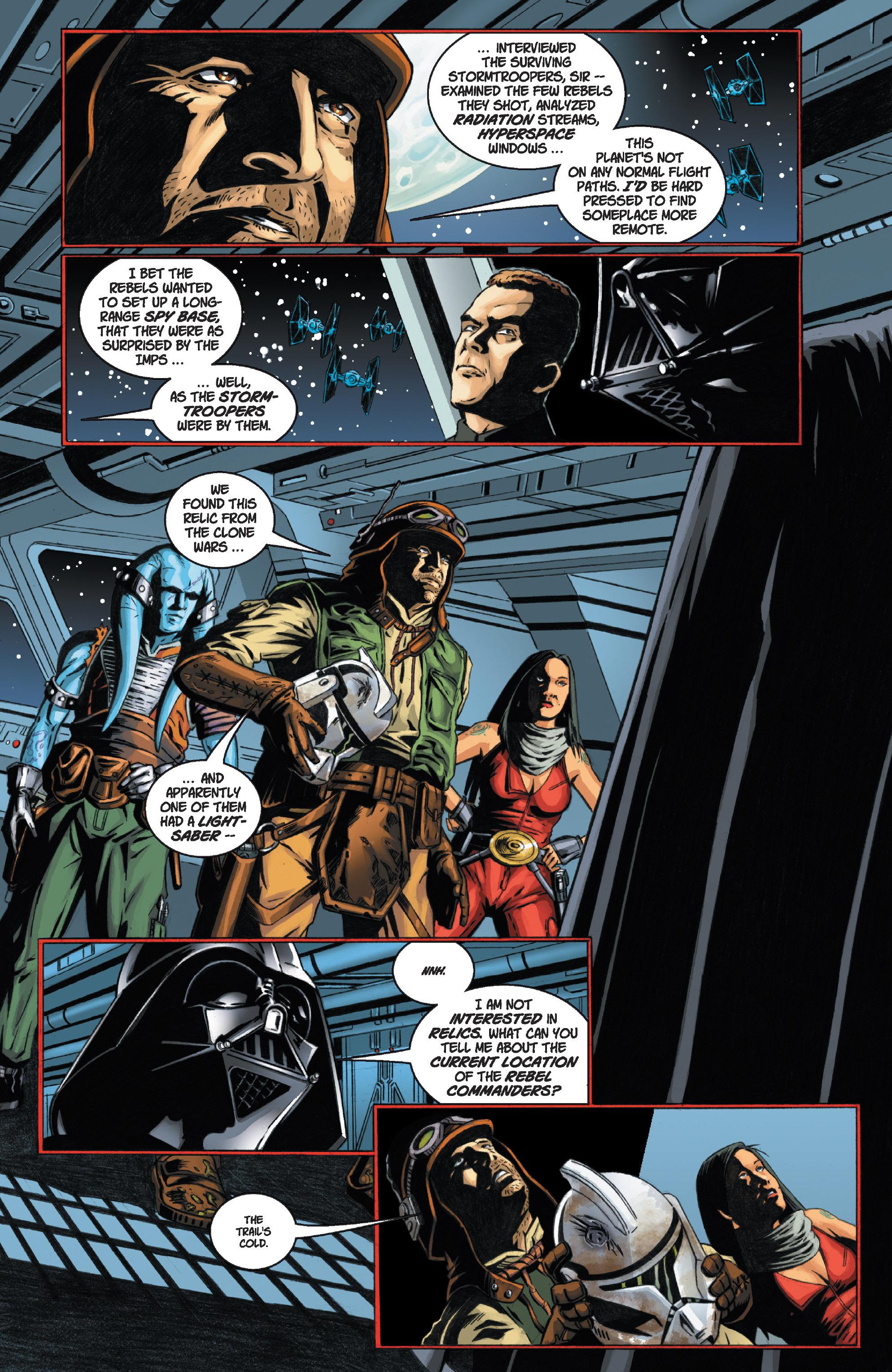 Read online Star Wars Omnibus comic -  Issue # Vol. 17 - 385