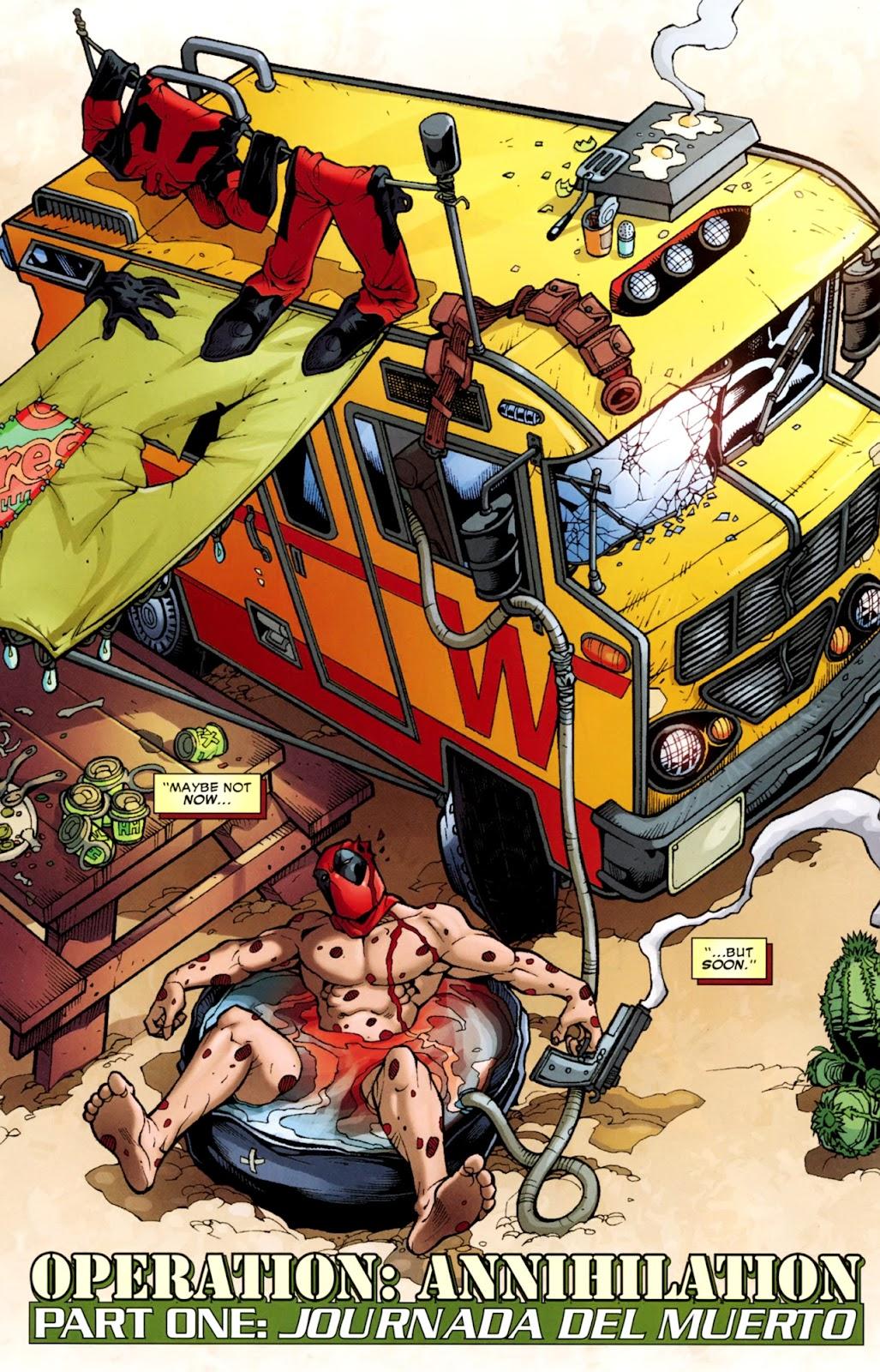 Read online Deadpool (2008) comic -  Issue #37 - 4