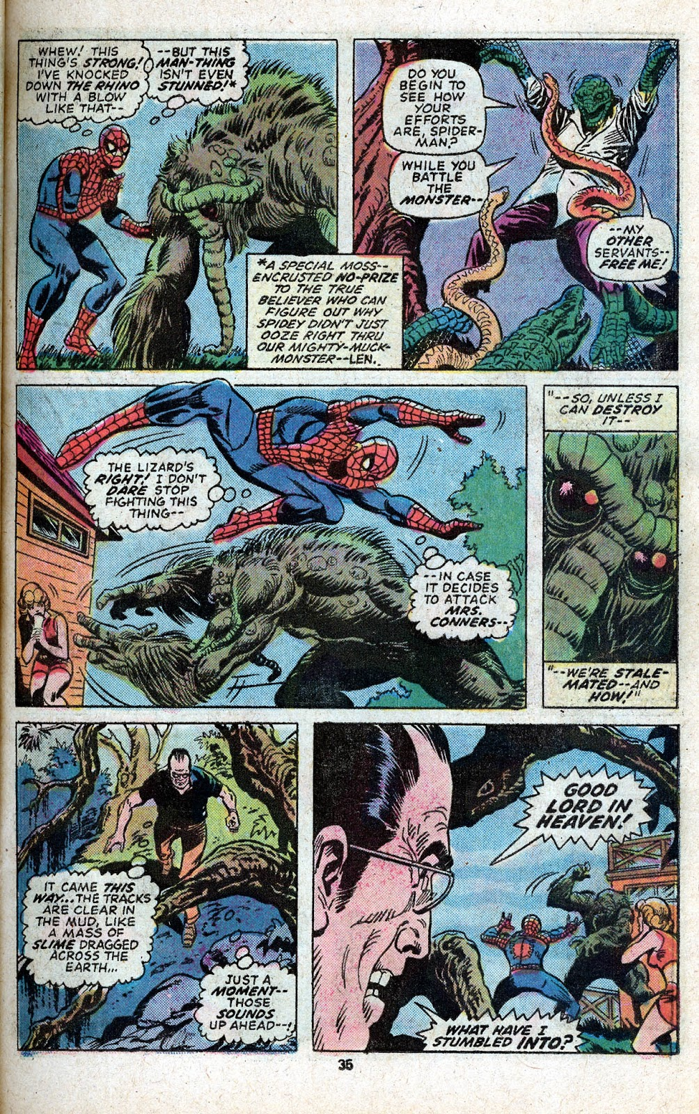 Giant-Size Spider-Man (1974) issue 5 - Page 37