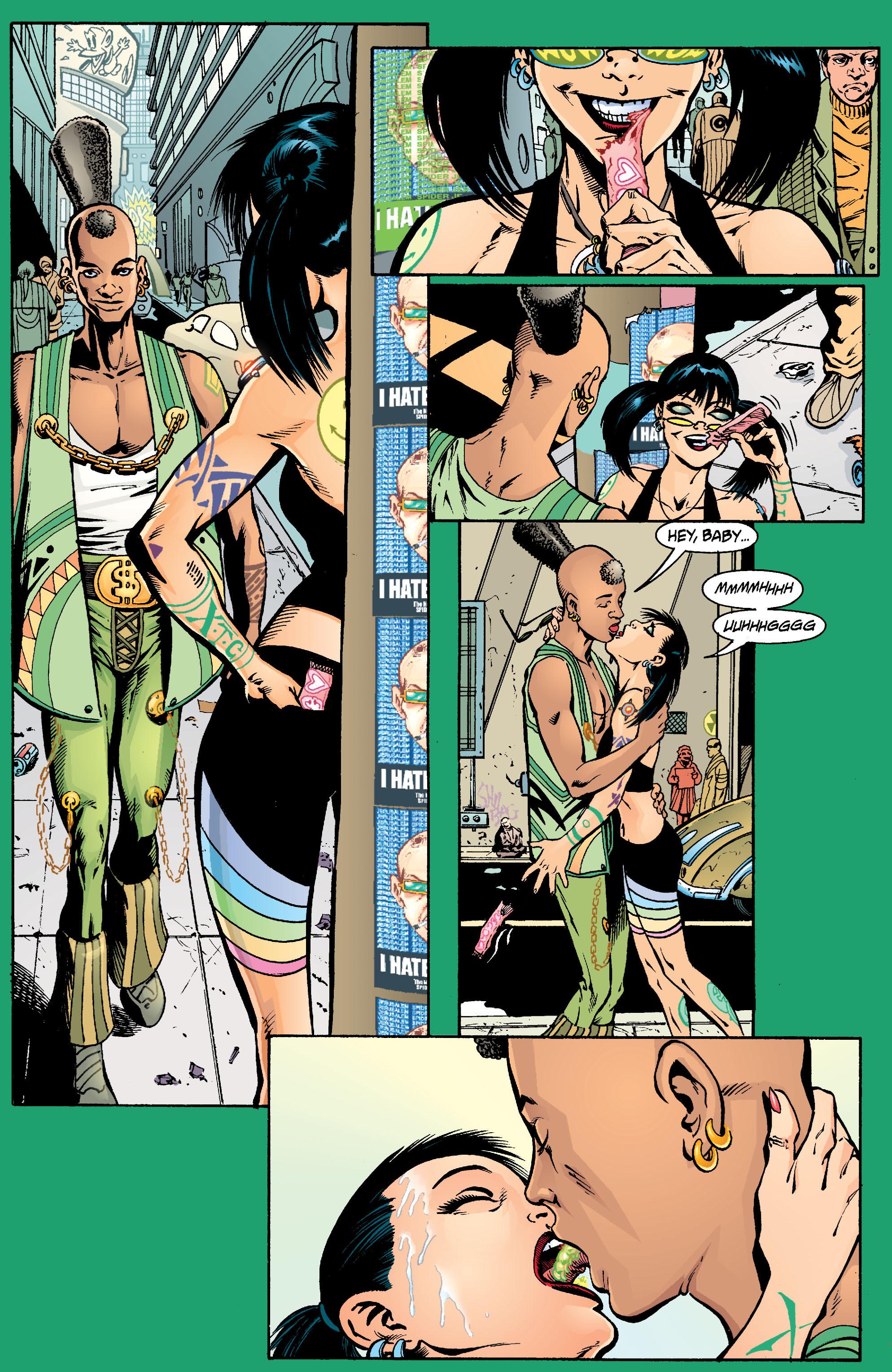 Read online Transmetropolitan comic -  Issue #22 - 3