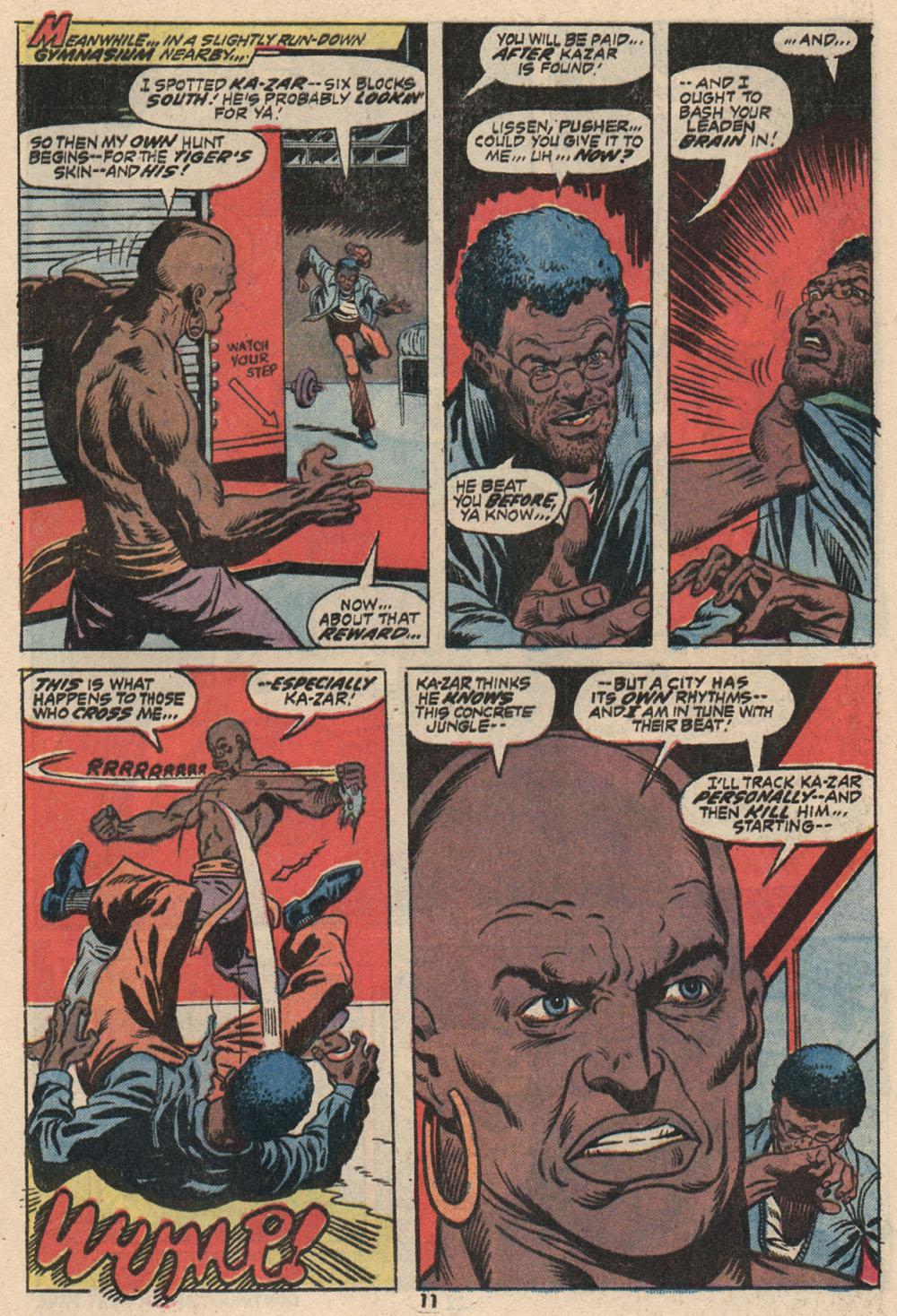 Read online Astonishing Tales (1970) comic -  Issue #16 - 9