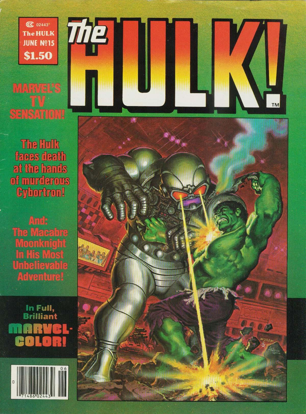 Hulk (1978) 15 Page 1