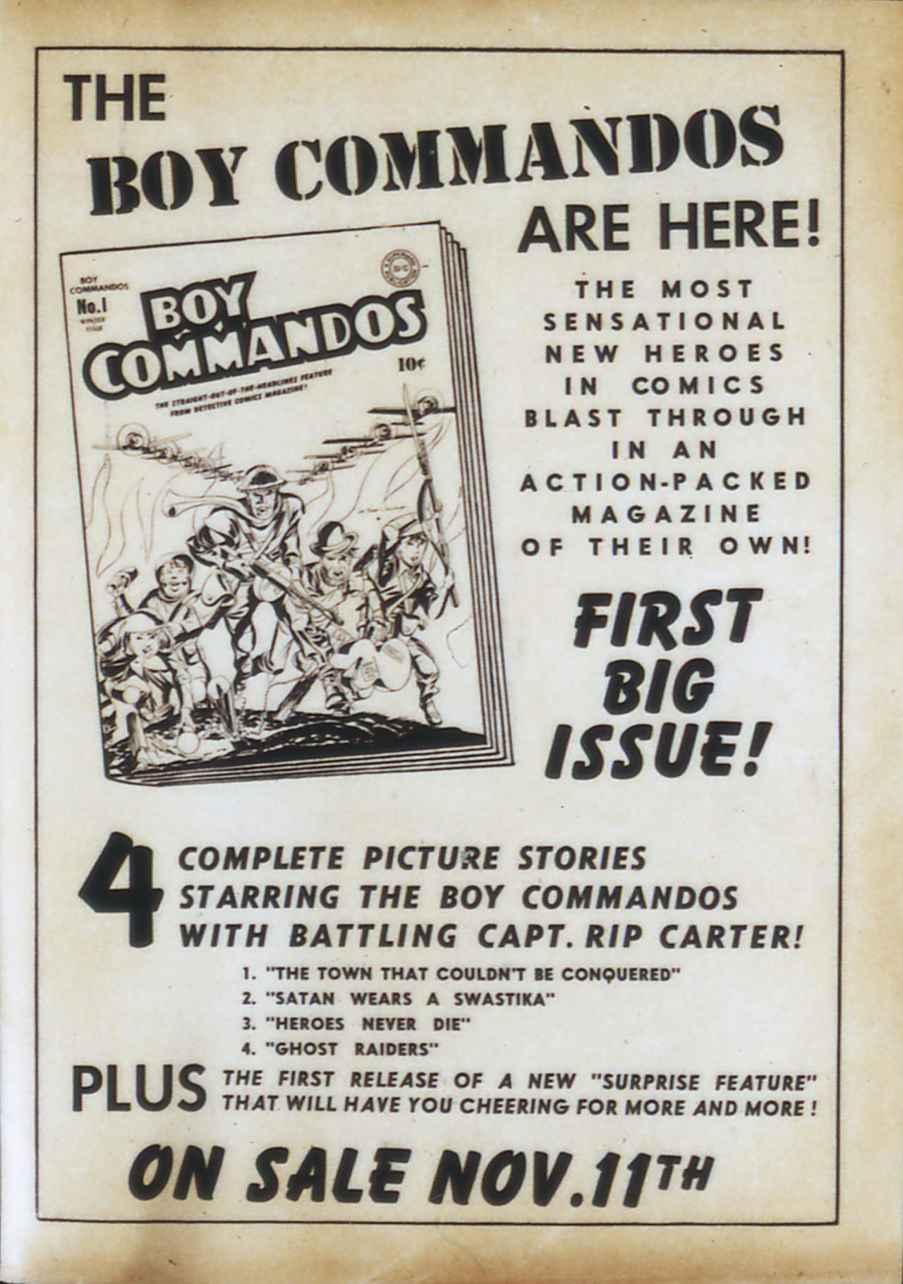 Read online Adventure Comics (1938) comic -  Issue #82 - 68