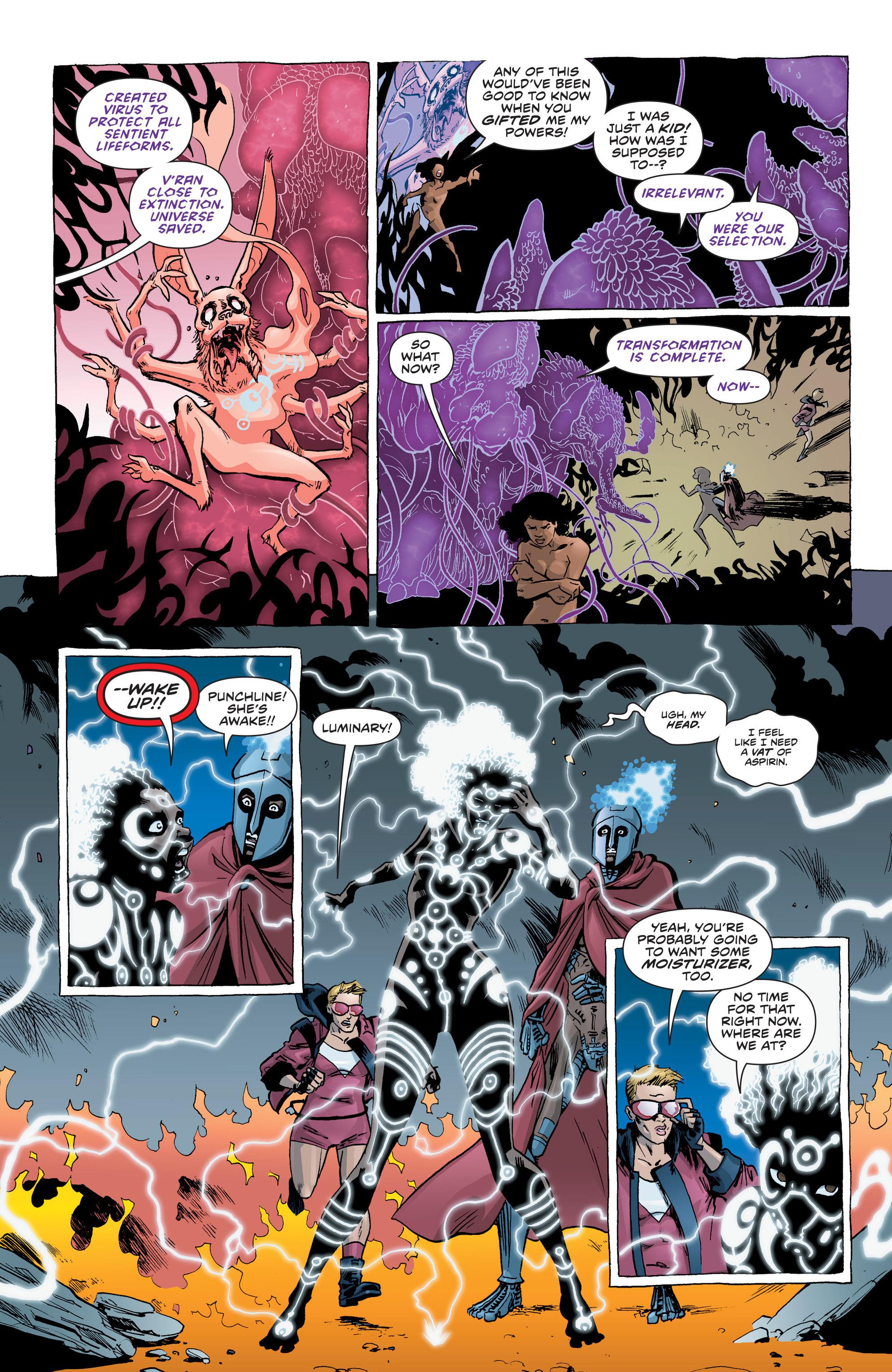 Read online Secret Identities comic -  Issue #7 - 20