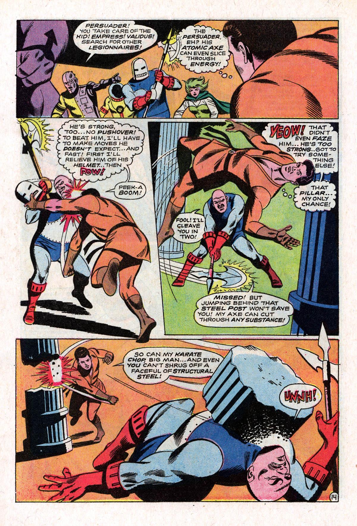 Read online Adventure Comics (1938) comic -  Issue #378 - 20
