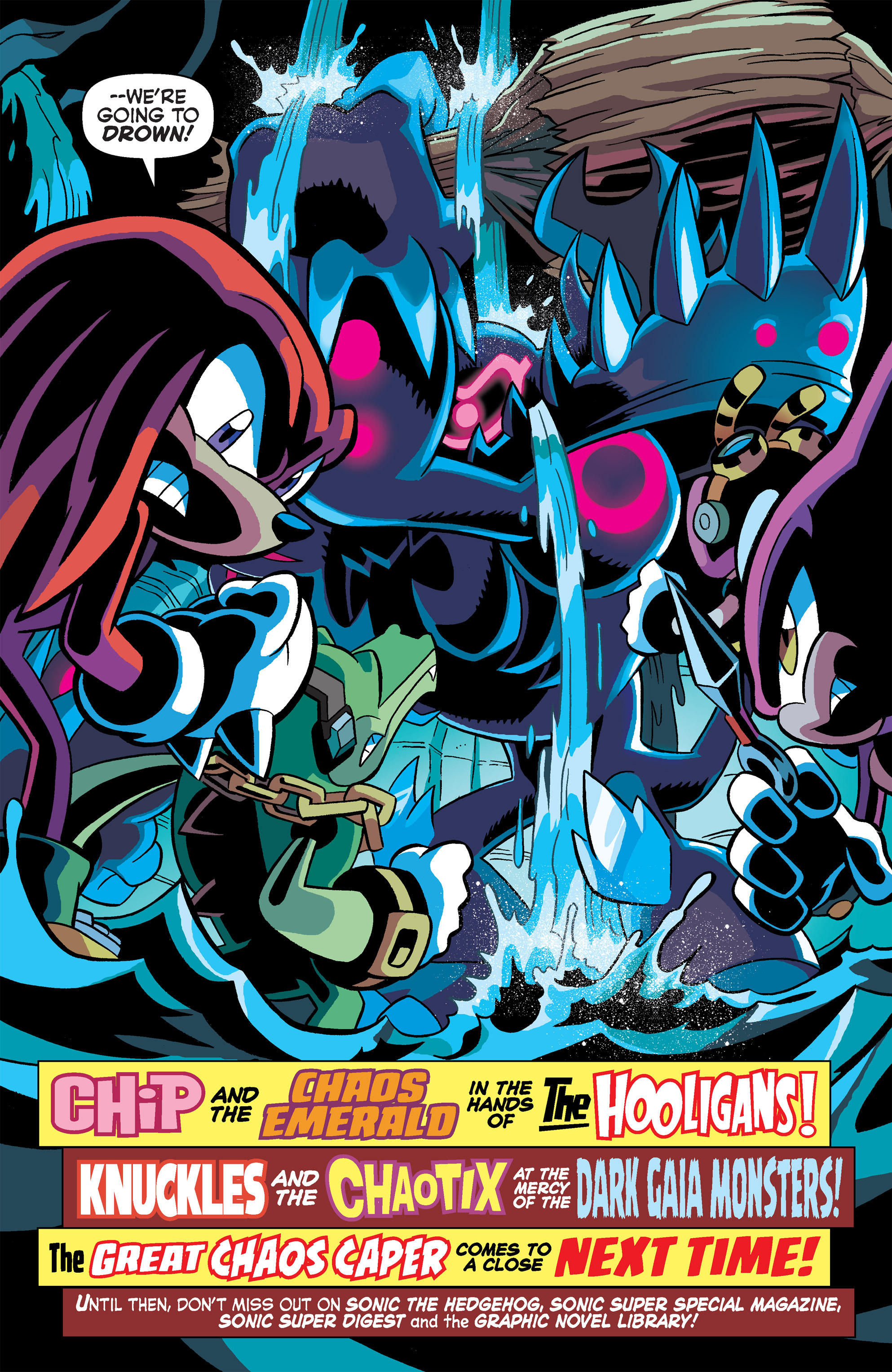Read online Sonic Universe comic -  Issue #65 - 22