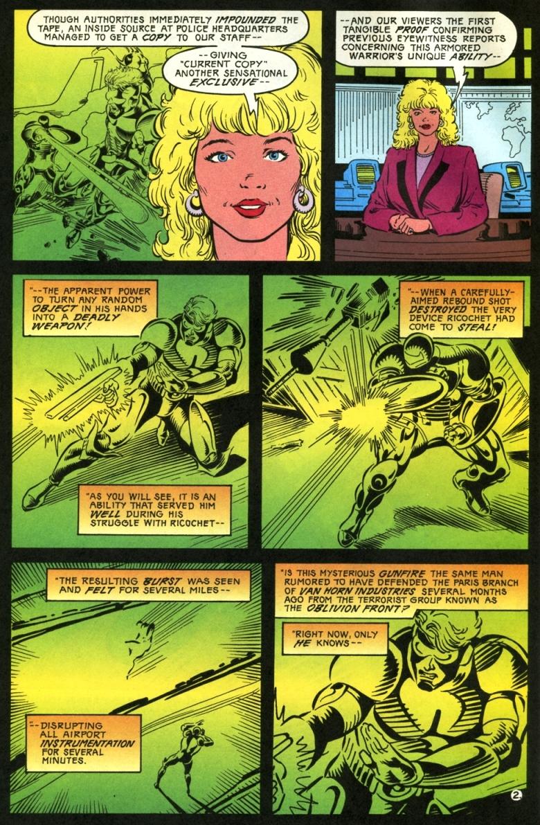 Read online Gunfire comic -  Issue #3 - 4