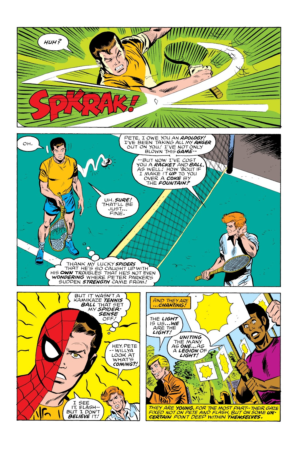 Read online Marvel Masterworks: The Spectacular Spider-Man comic -  Issue # TPB (Part 2) - 95