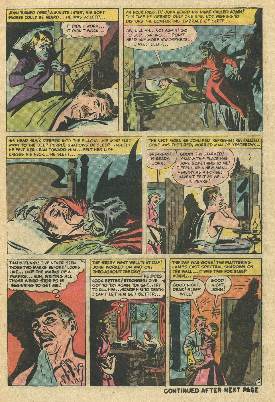 Journey Into Mystery (1972) issue 12 - Page 9
