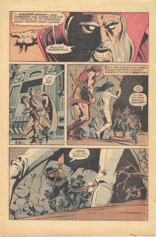 Read online Wonder Woman (1942) comic -  Issue #202 - 15