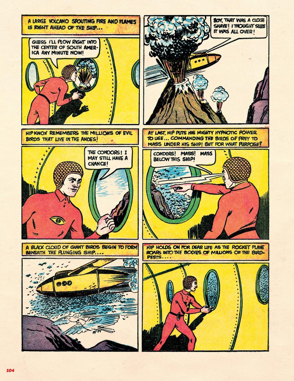 Read online Super Weird Heroes comic -  Issue # TPB 2 (Part 2) - 4