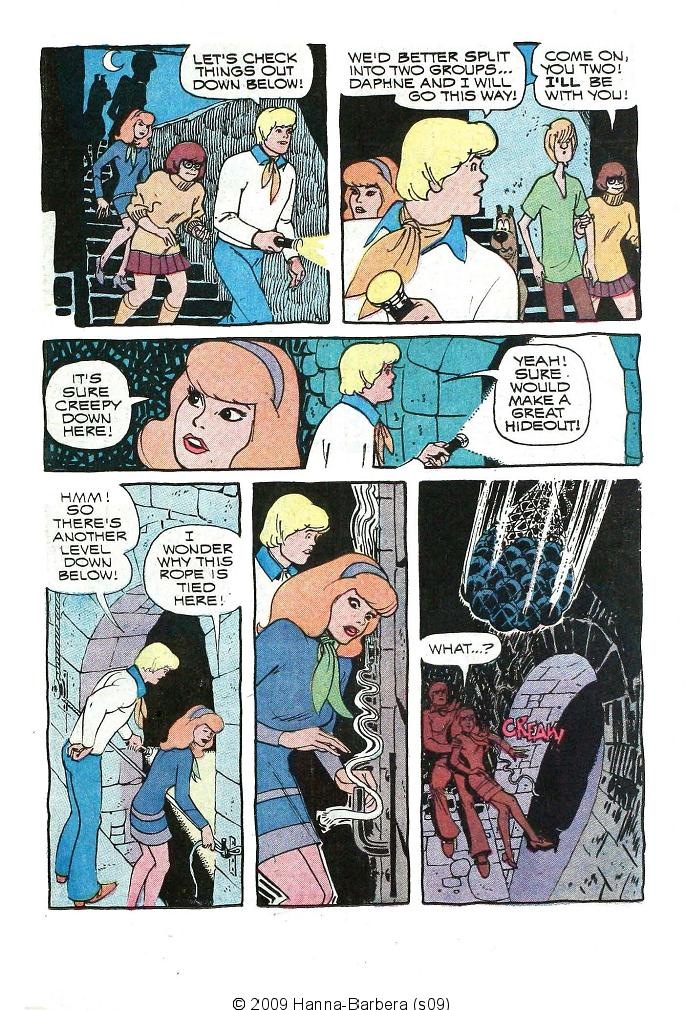 Read online Scooby-Doo... Mystery Comics comic -  Issue #20 - 11