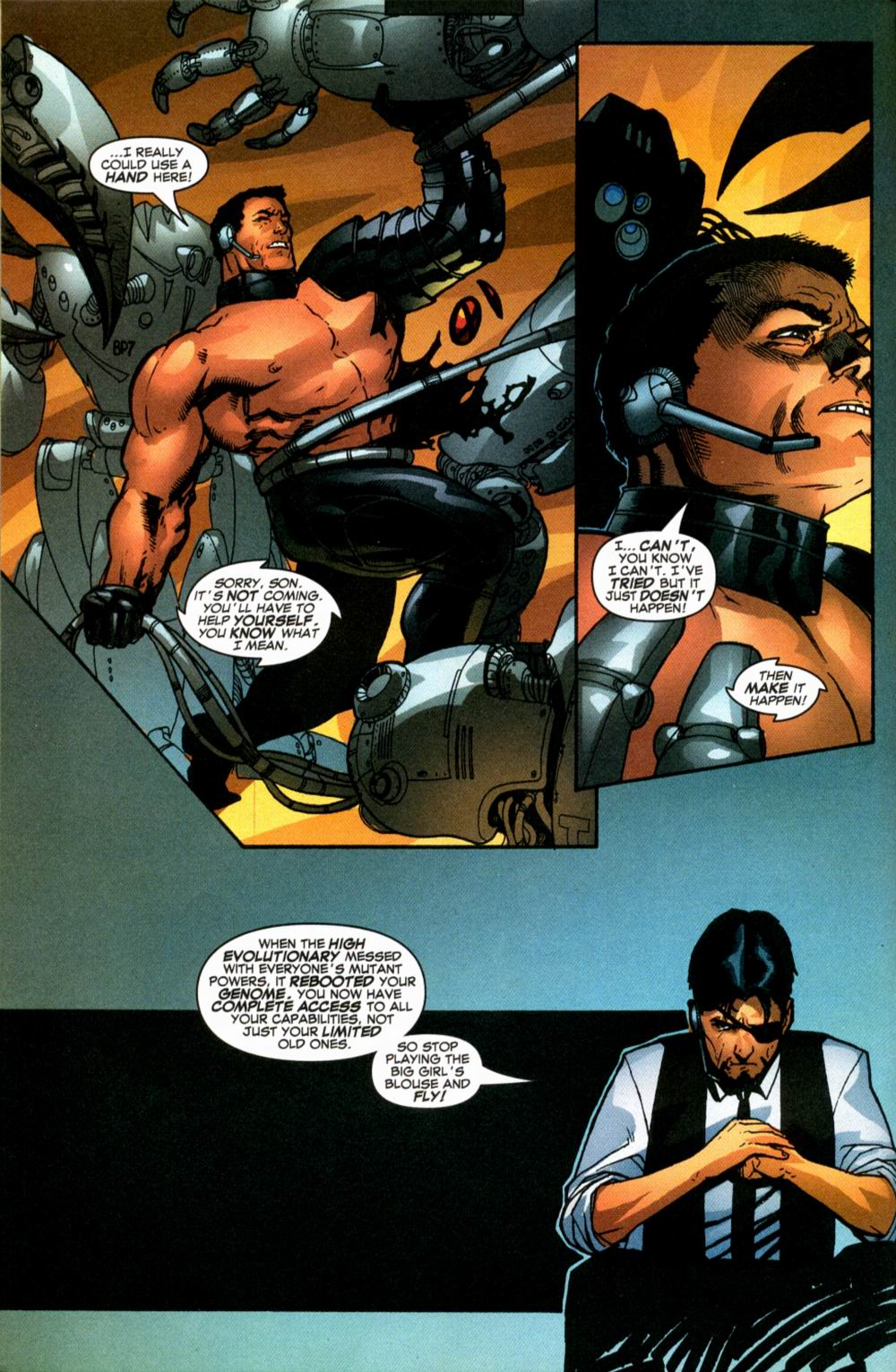 Read online X-Force (1991) comic -  Issue #107 - 12