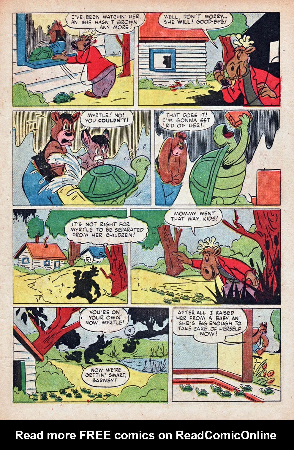 Tom & Jerry Comics issue 110 - Page 22