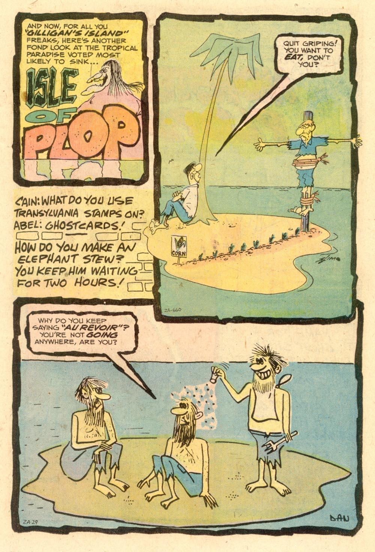 Read online Plop! comic -  Issue #24 - 23