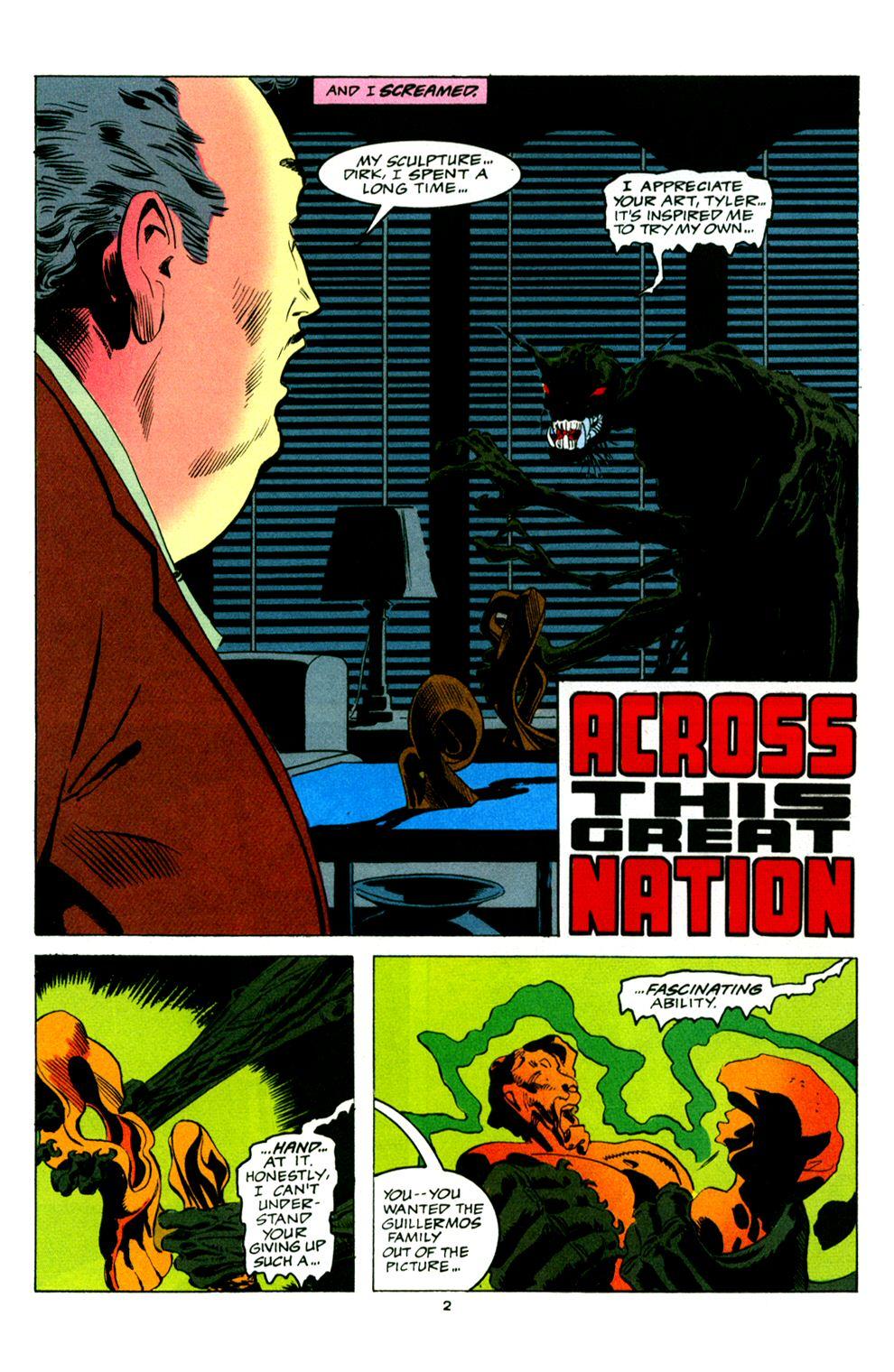 Read online Powerline comic -  Issue #2 - 4