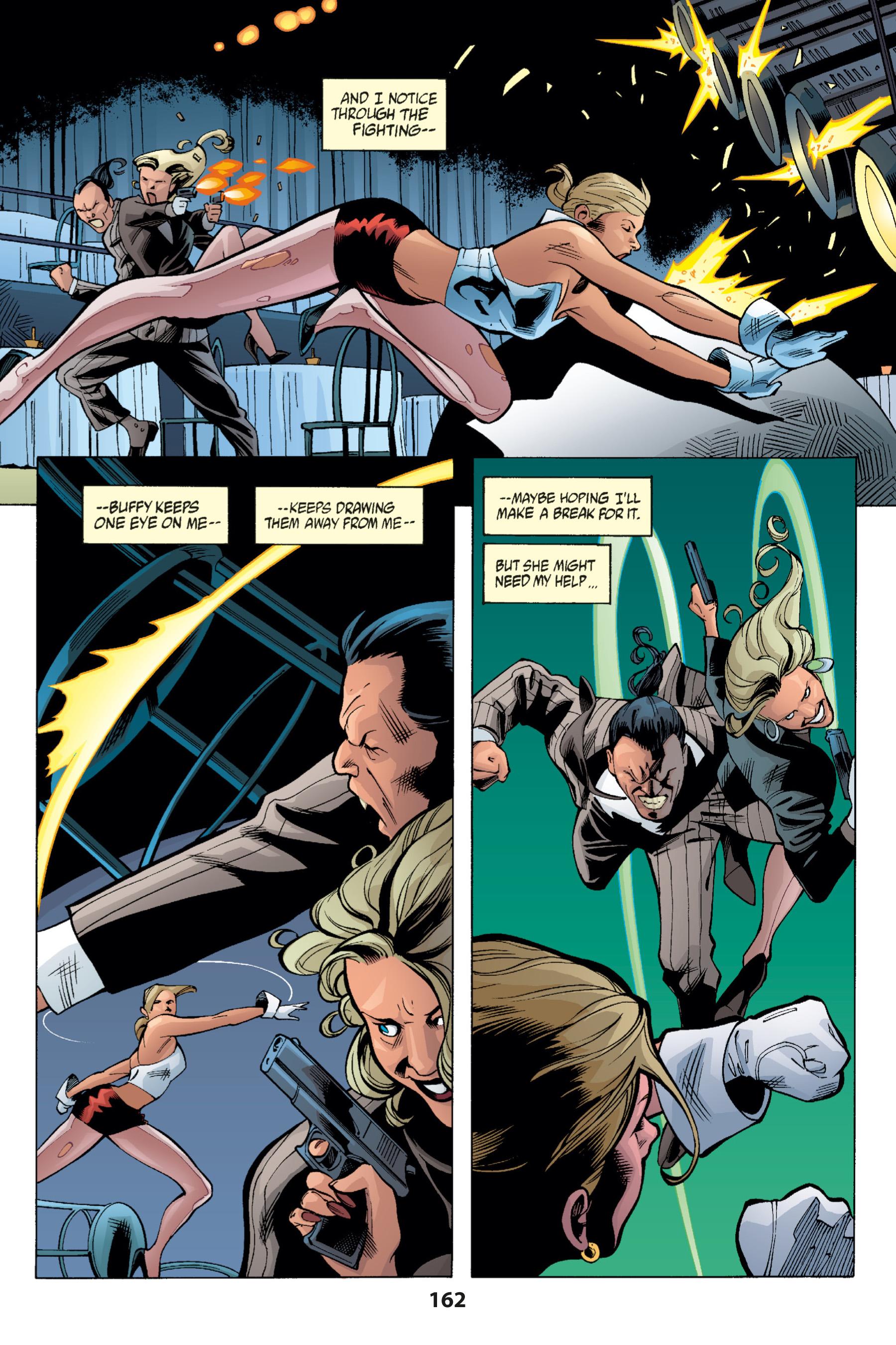 Read online Buffy the Vampire Slayer: Omnibus comic -  Issue # TPB 1 - 161
