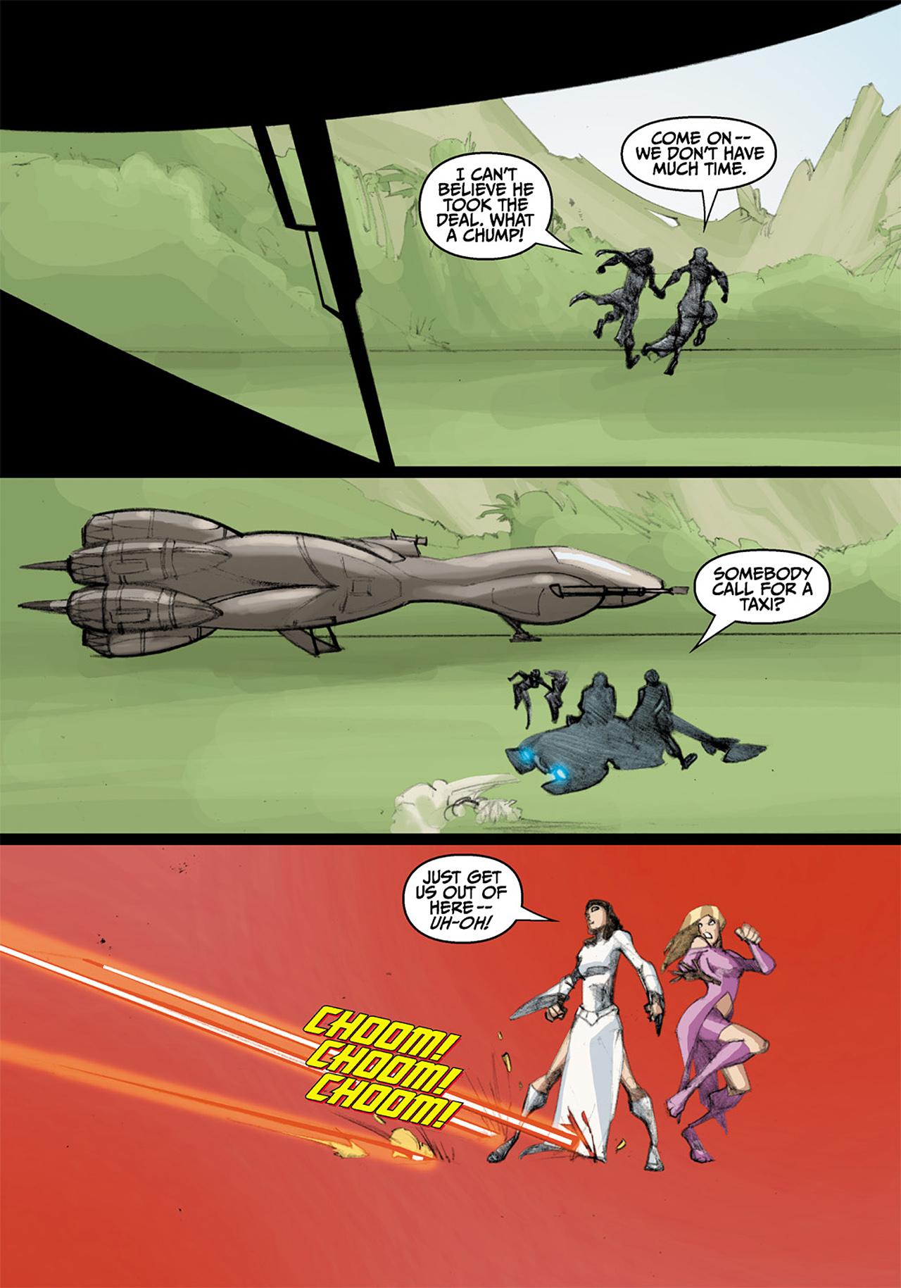 Read online Star Wars Omnibus comic -  Issue # Vol. 33 - 137