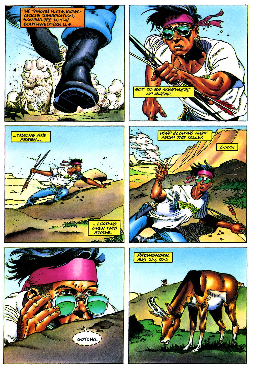 Read online Turok, Dinosaur Hunter (1993) comic -  Issue #0 - 3