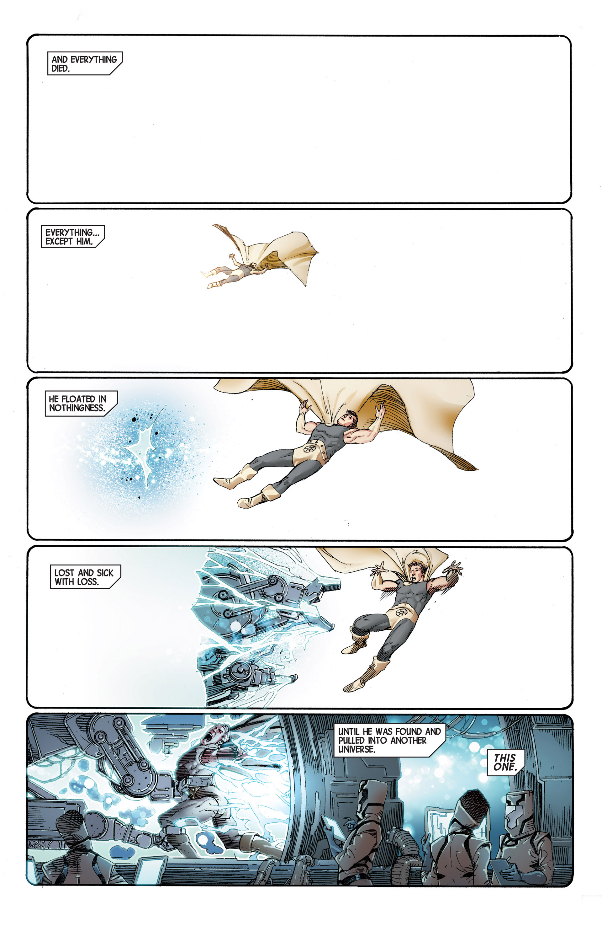 Read online Avengers (2013) comic -  Issue #4 - 15